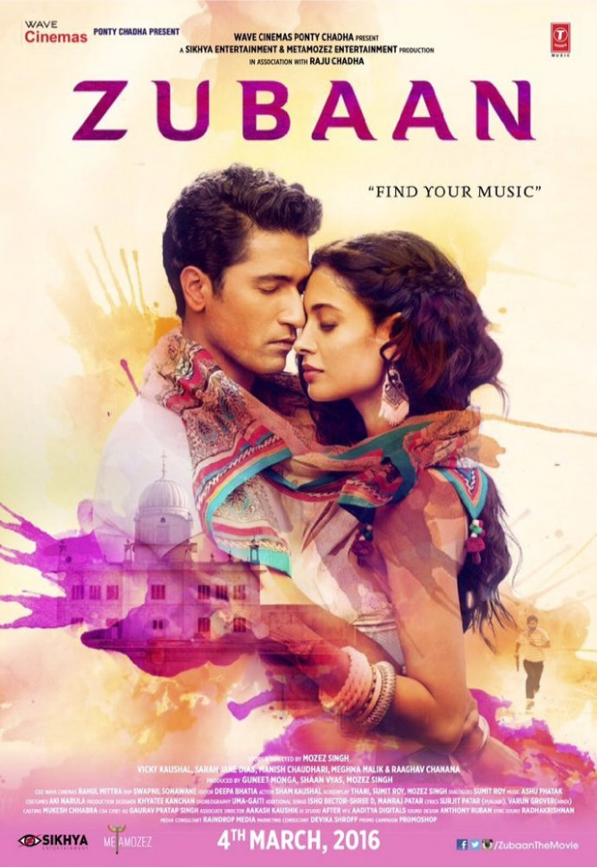 Zubaan 2016 Hindi Movie Free Download