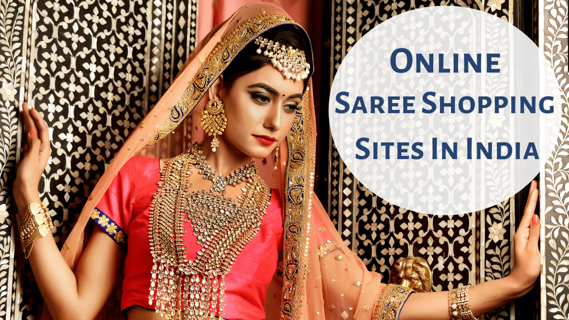 10 Best Online Saree Shopping Sites In India (2020)