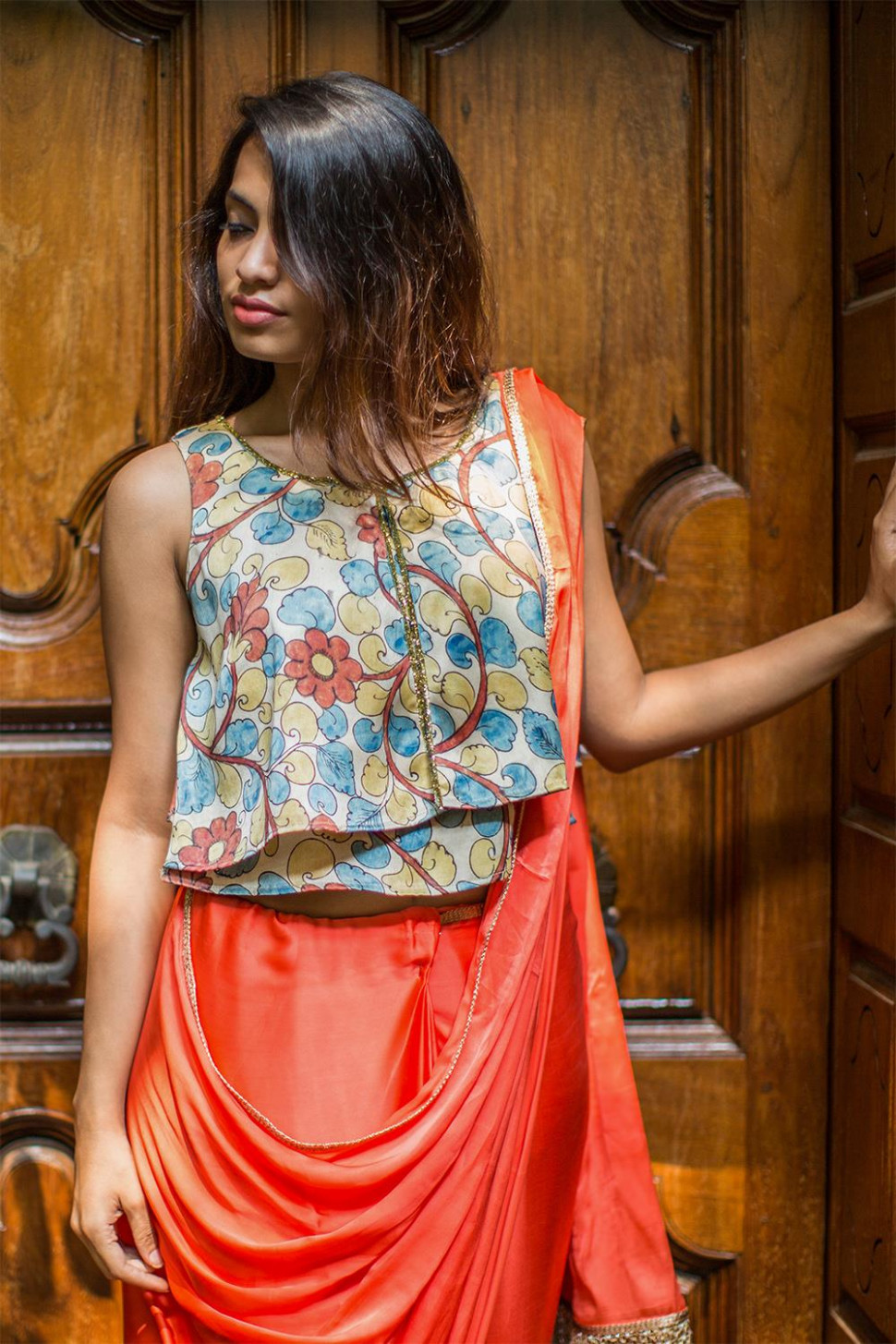 10 Different Ways To Repurpose Your Mom's Old Sarees