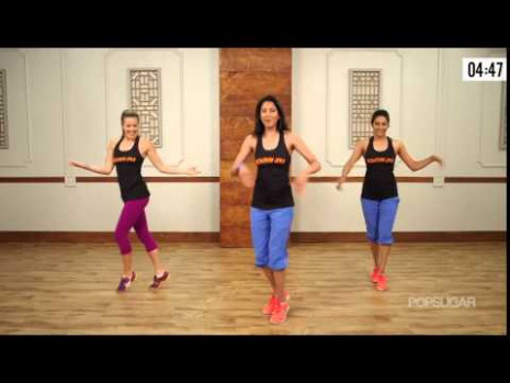 10-Minute Bollywood Dance Fitness Workout Bombay Jam