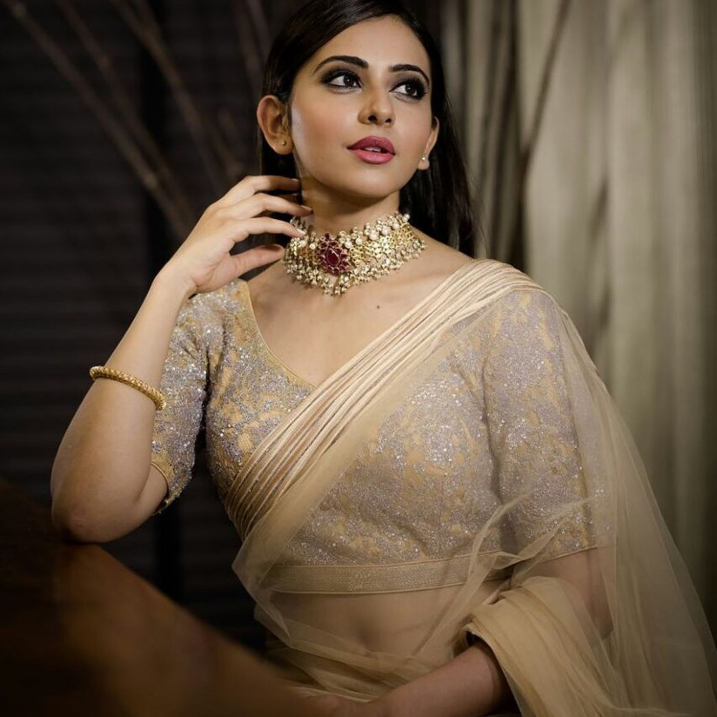 11 Must Try Designer Blouses For Net Sarees  Net saree