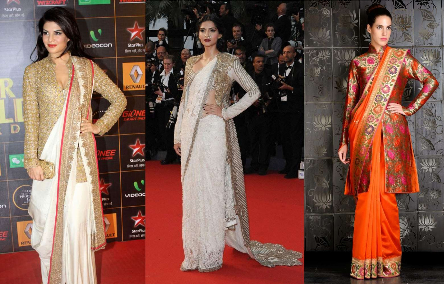 11 Saree Blouse Designs To Rock This Wedding Season