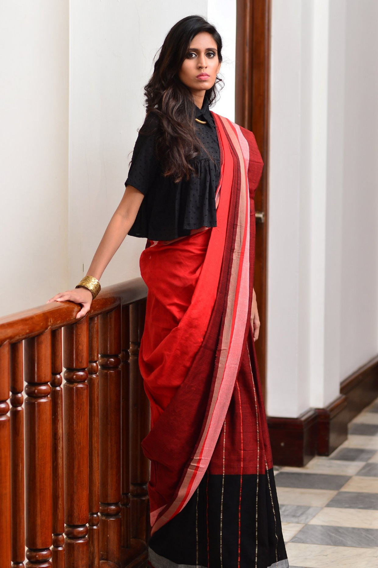 13 Latest Saree Blouse Patterns for Stylish Look • Keep Me