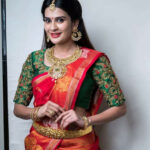15 Irresistible Designer Silk Saree Blouse Ideas For The