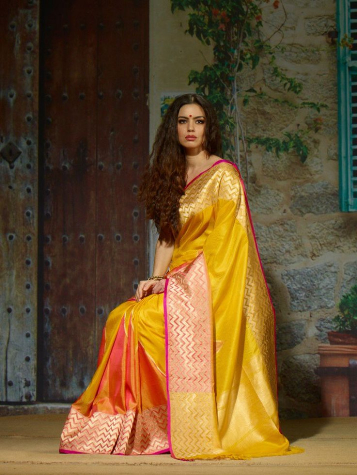 17 Best images about south indian silk saree on Pinterest