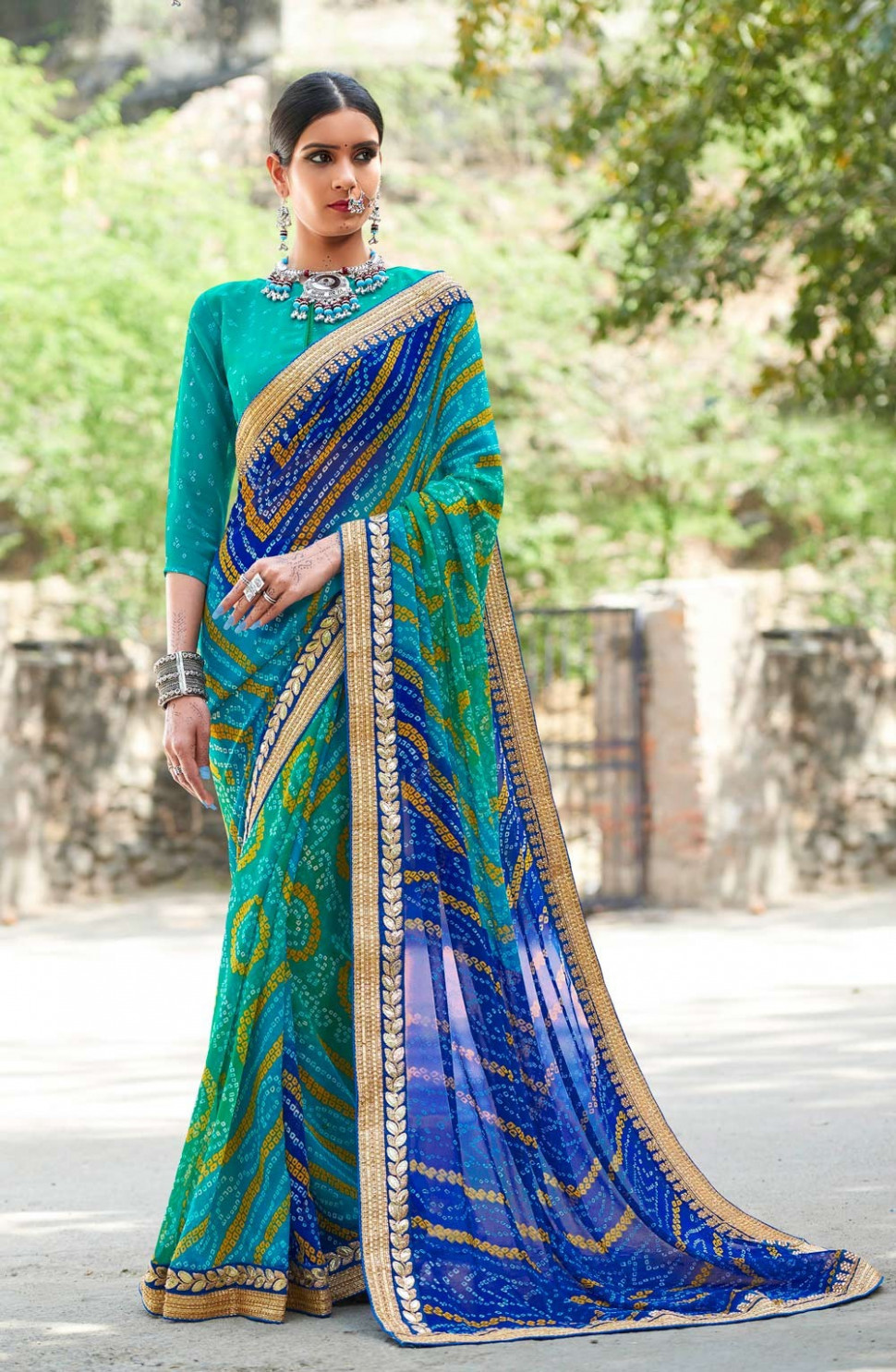 20 Types Of Sarees For Every Woman To Rock Festive Season