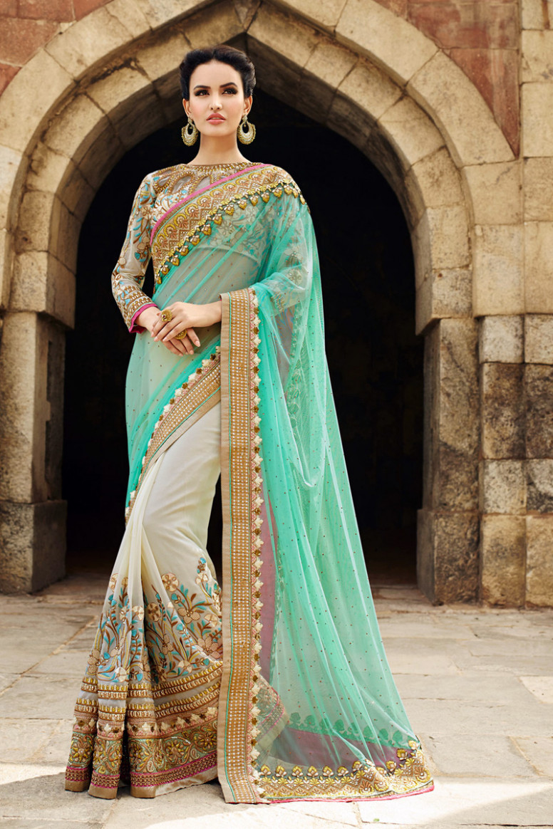 #23. Indian Saree Style - Fashion and Design