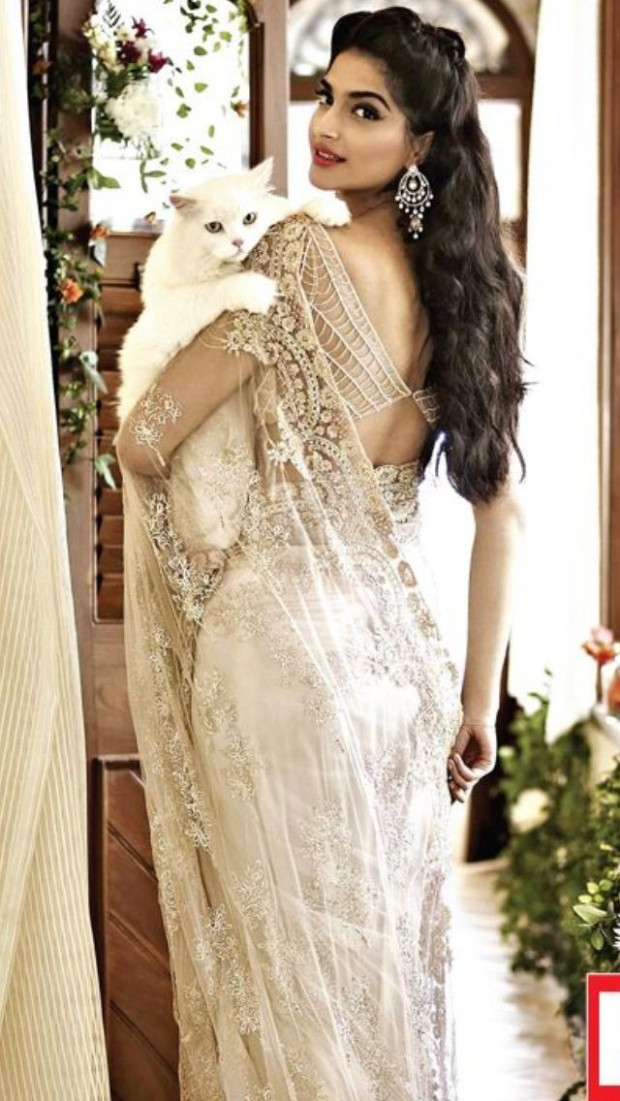 31 Sari Blouse Styles To Fall in Love With - The Big Fat