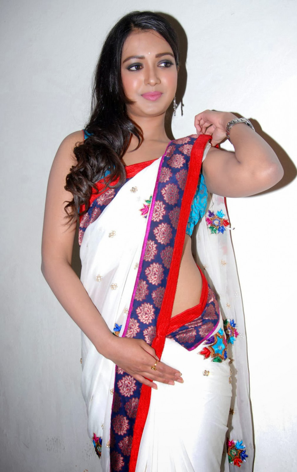36 Hot South Indian Actress in Saree  Craziest Photo