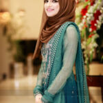 41 best Saree with hijab images on Pinterest  Hijabi