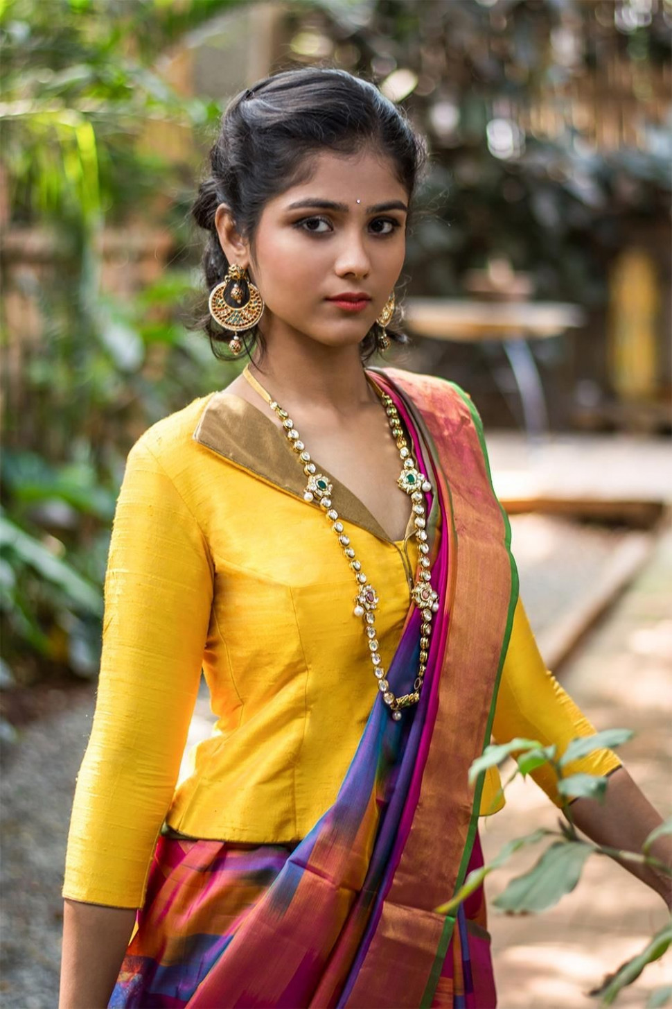 41 Latest pattu saree blouse designs to try in 2019