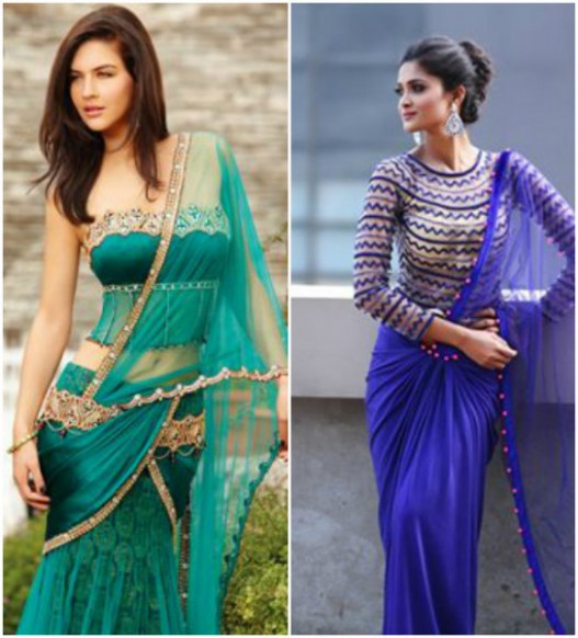 7 Unique Saree Oufits Which All Women Would Love To Wear