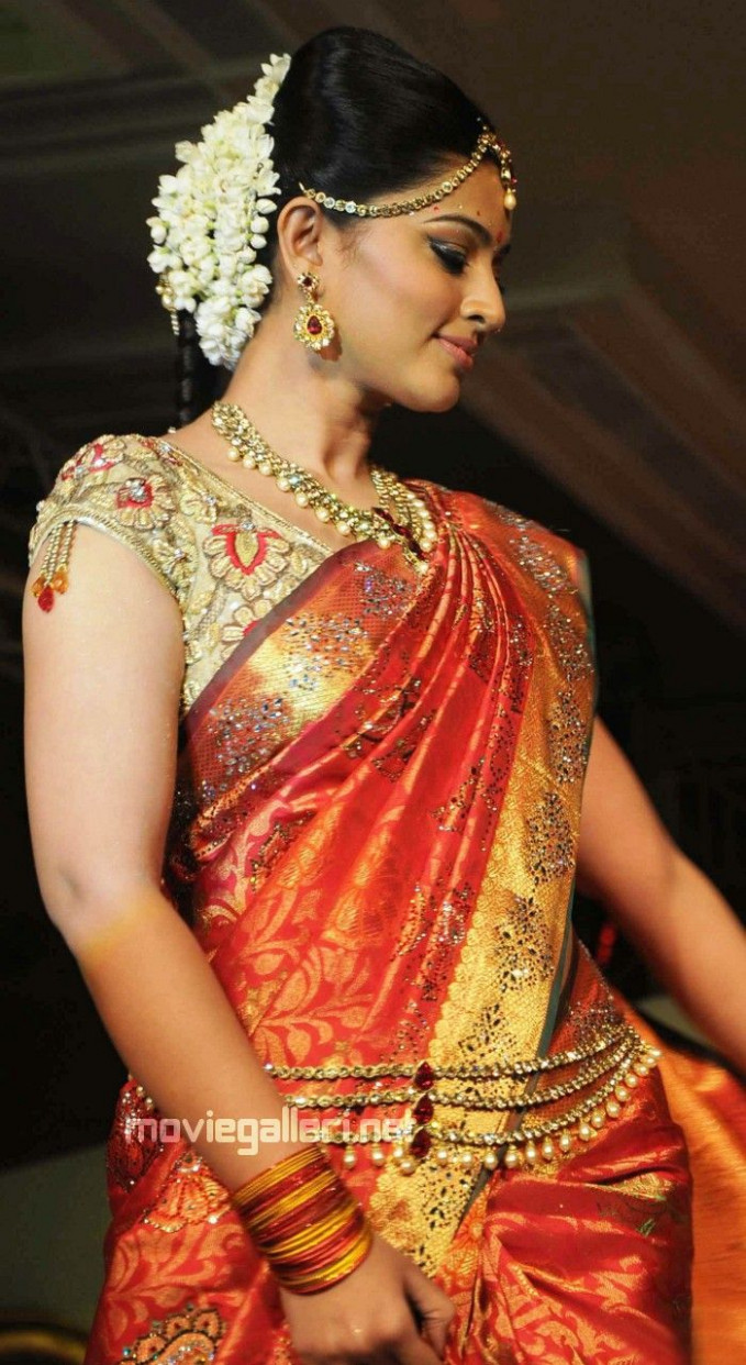 77 best images about South Indian Bride & Styles on