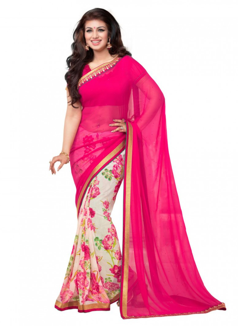 9 Saree Materials Every Woman Should Own - Latest Fashion