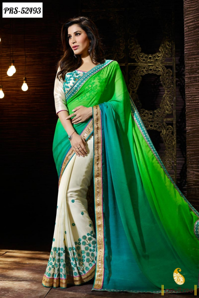 Actress Karisham Kapoor Sarees Collection – bollywoodfashion