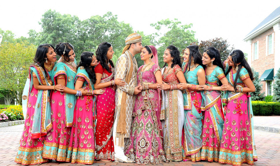 All About Indian Wedding Saree--History, Significance