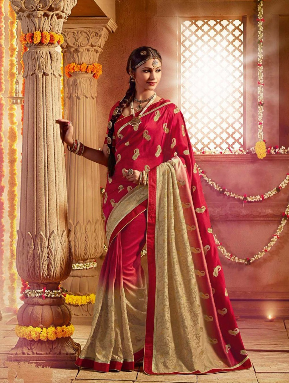 All-inclusive guide on Types of sarees - FashionPro