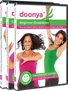 Amazon.com: Doonya: The Bollywood Dance Workout Complete 3