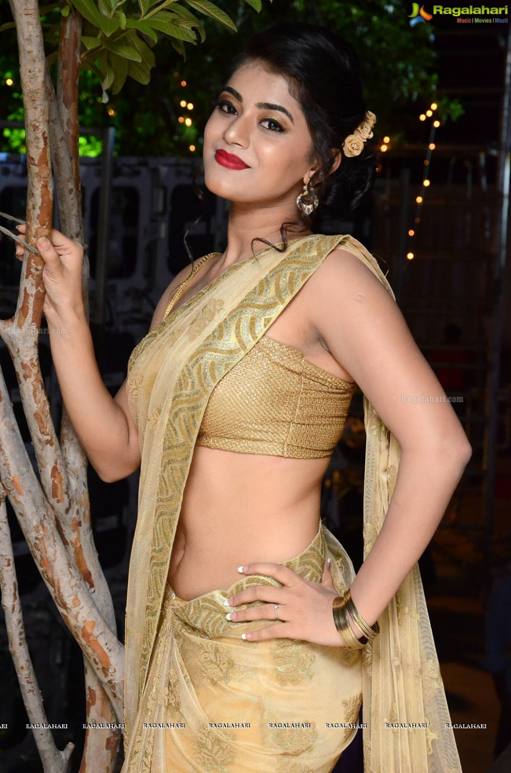 Armpit Actress Photo: Yamini Bhaskar Spicy Pics Showing