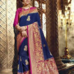 Art Silk Stylish Saree, Length: 5.5 M, Rs 1895 /piece