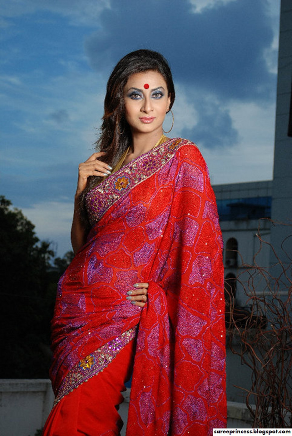 bangladeshi ramp models saree part:4 - wallpapers Gallery