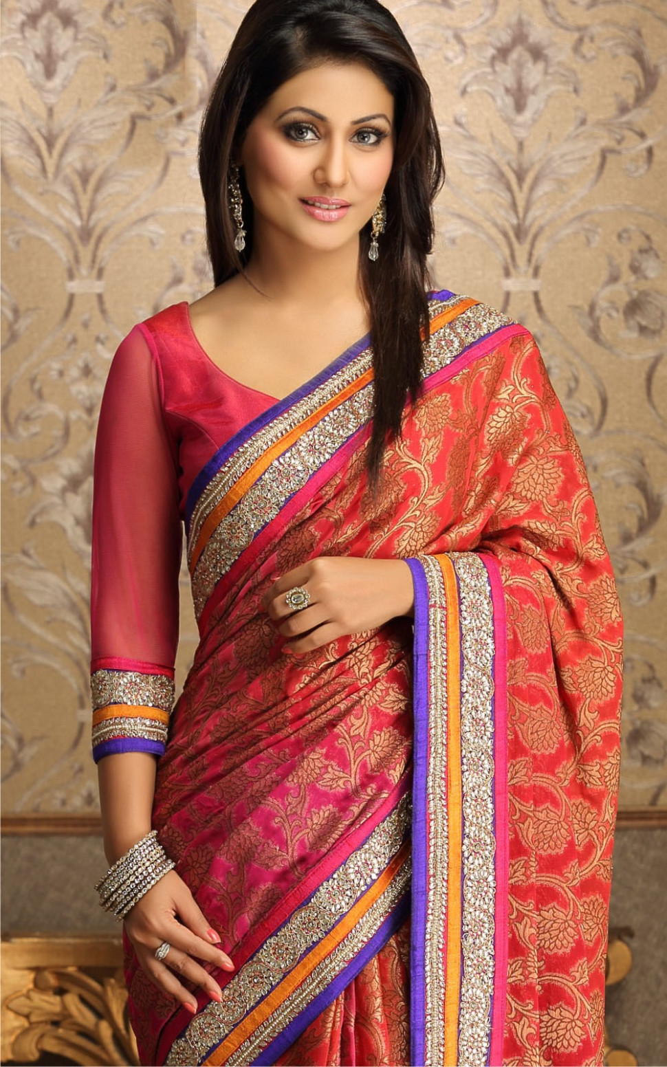 Beautiful Akshara Saree Collection 2013  Akshara Saree