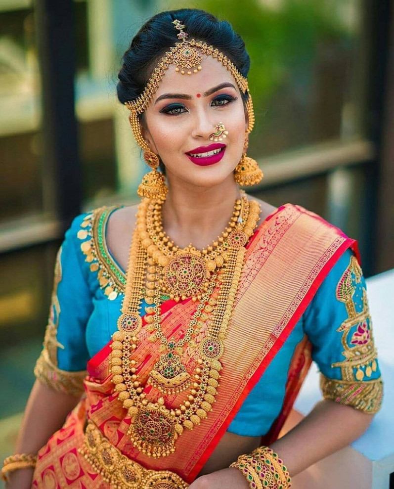 Beautiful Saree Accessories to Complete Your Traditional Look!