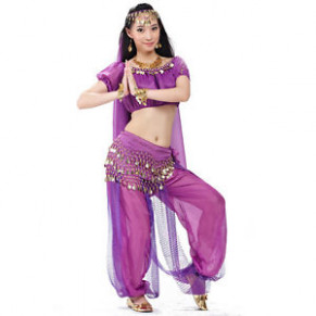Belly Dance Costume Bollywood Indian Dance Dress Carnival