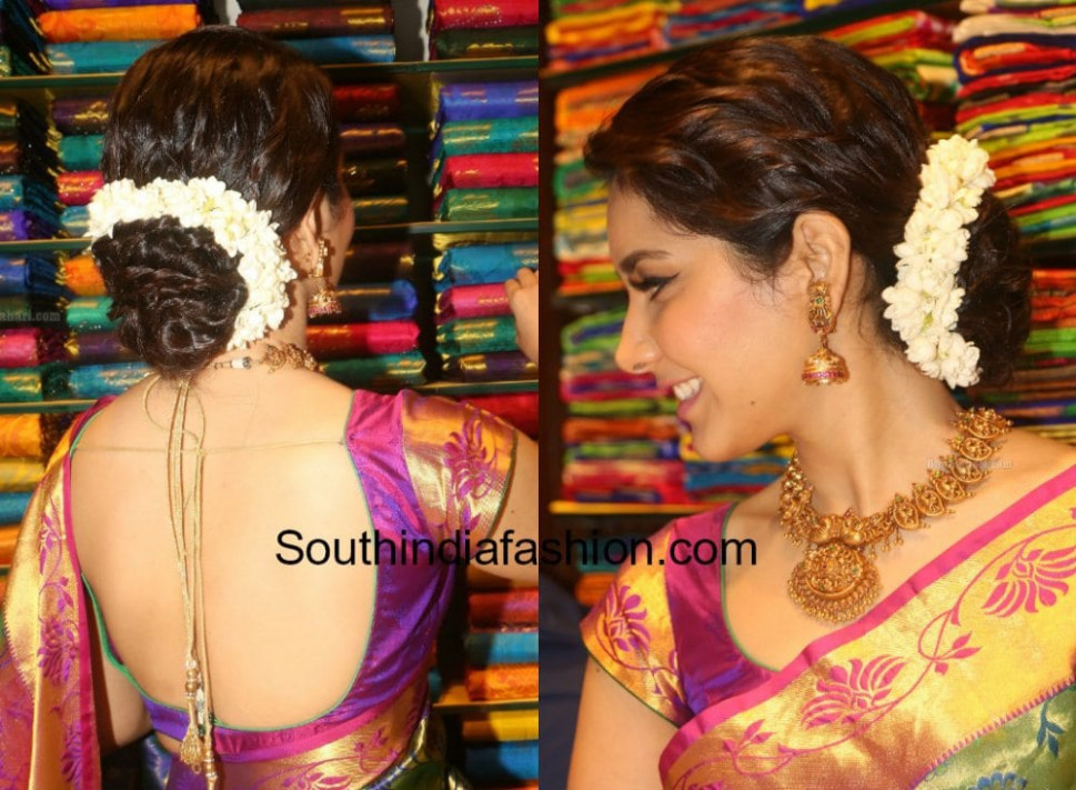 Best Hairstyles To Sport When You Are Wearing A Saree