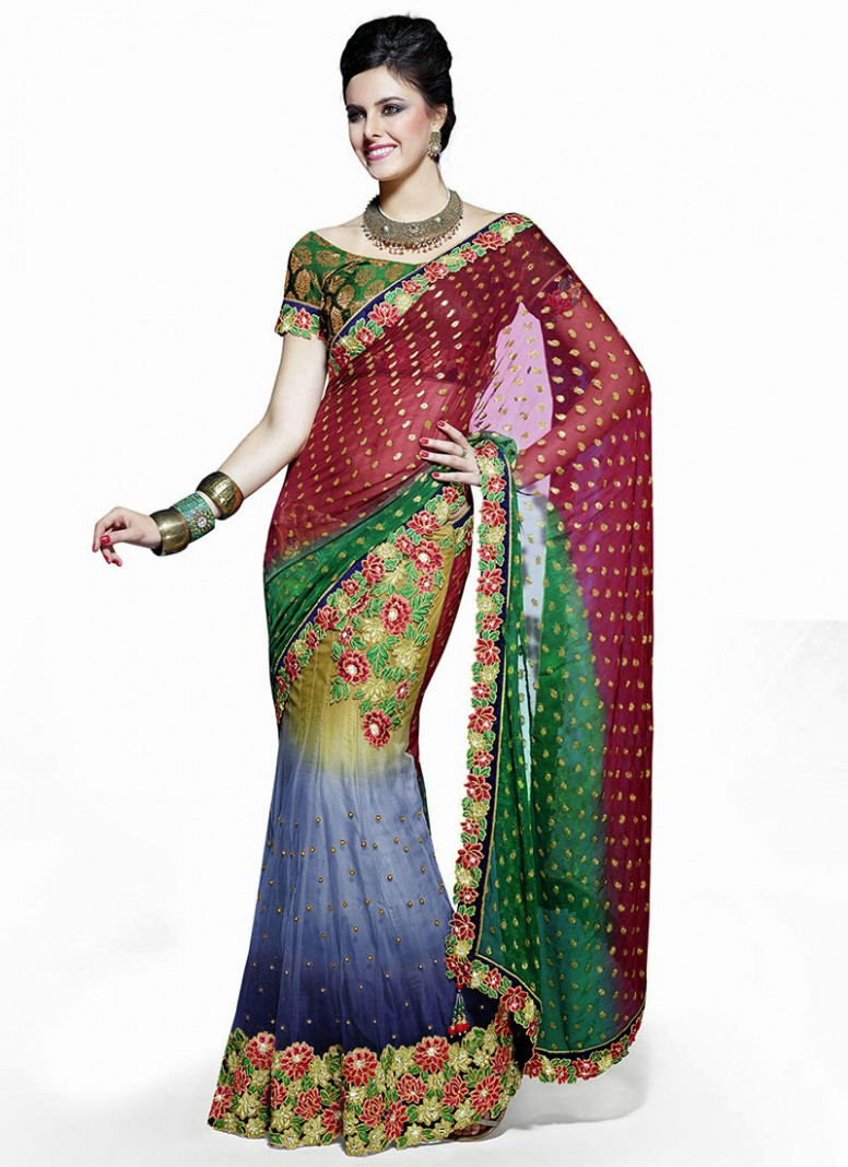 Best Indian Sarees Online Shopping - Latest Fashion Today