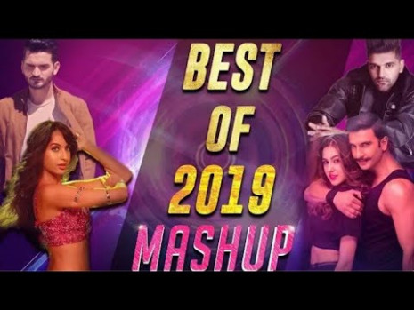 Best Of 2019 Mashup - DJ ARYAN  Bollywood Dance Mashup