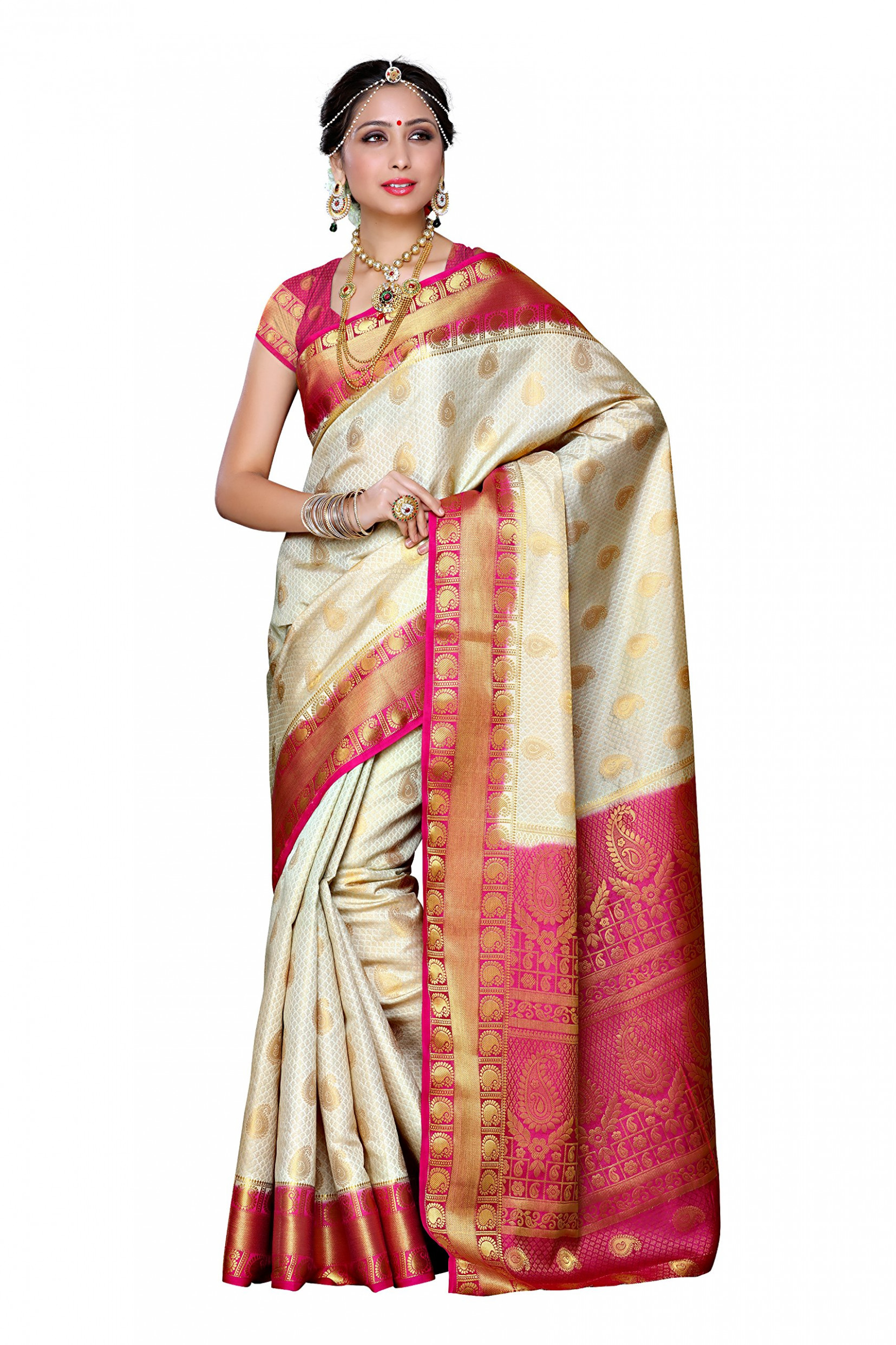 Best Rated in Women's Sarees & Helpful Customer Reviews