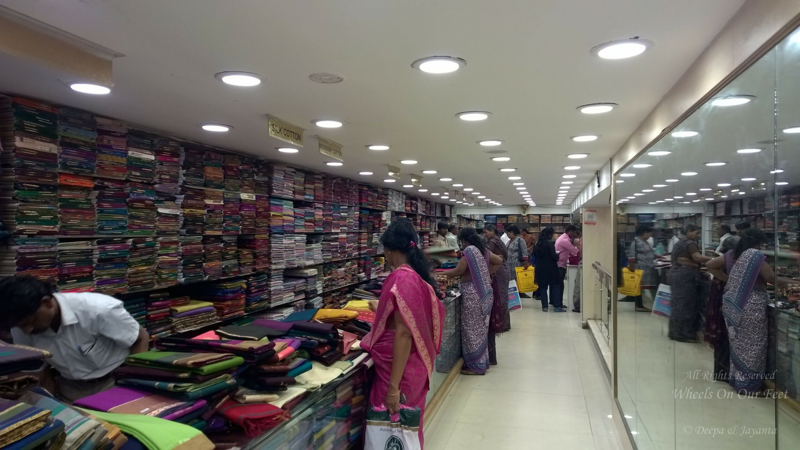 Best Saree Shops in Chennai – Wheels On Our Feet