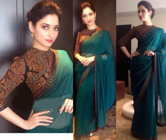 Bollywood Actress Saree Collections: Bollywood Celebrities