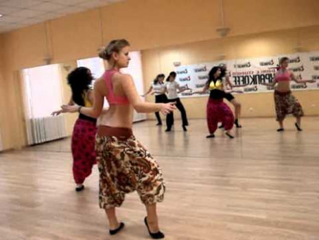bollywood dance ( choreographer Ekaterina Buzunova) - YouTube