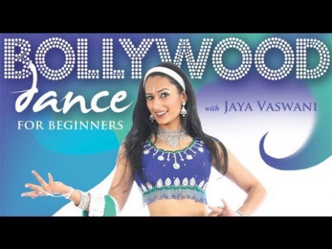 BOLLYWOOD DANCE FOR BEGINNERS instant video / DVD with