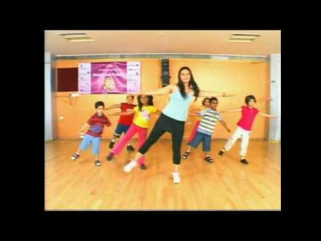 Bollywood Dance for Kids - Jai Ho - YouTube
