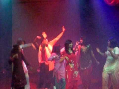 Bollywood Dance Freestyle - African Style - YouTube