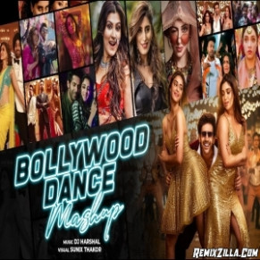 Bollywood Dance Mashup 2019 2020 DJ Harshal Mp3 Song