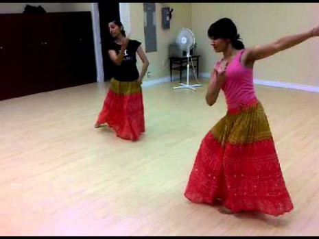 Bollywood Dance Practice - YouTube