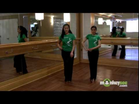 Bollywood Dance Steps - YouTube