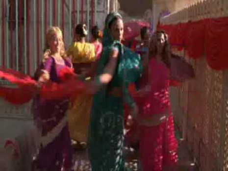 Bollywood dance style movie-Cheetah girls song-One world