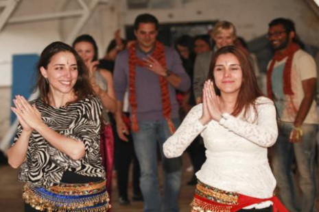Bollywood Dancing - Corporate Team Building Activity