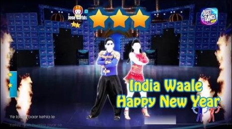 Bollywood Hit Song 'India Waale Available in Just Dance
