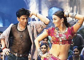 Bollywood movies feature elaborate dance sequences