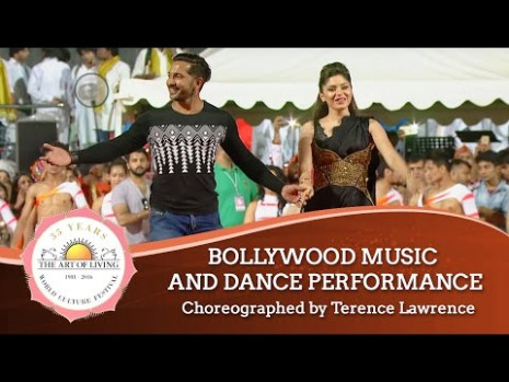 Bollywood Music and Dance performance, India  World