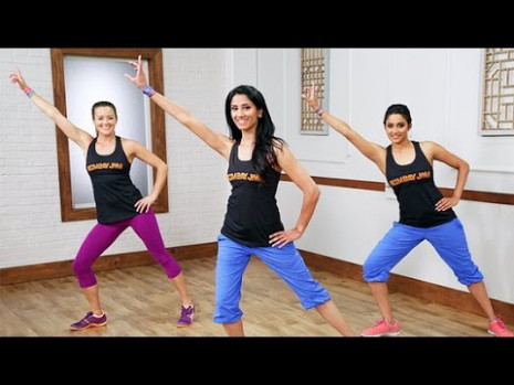 Bombay Jam Bollywood Dance Workout! Burn Calories While