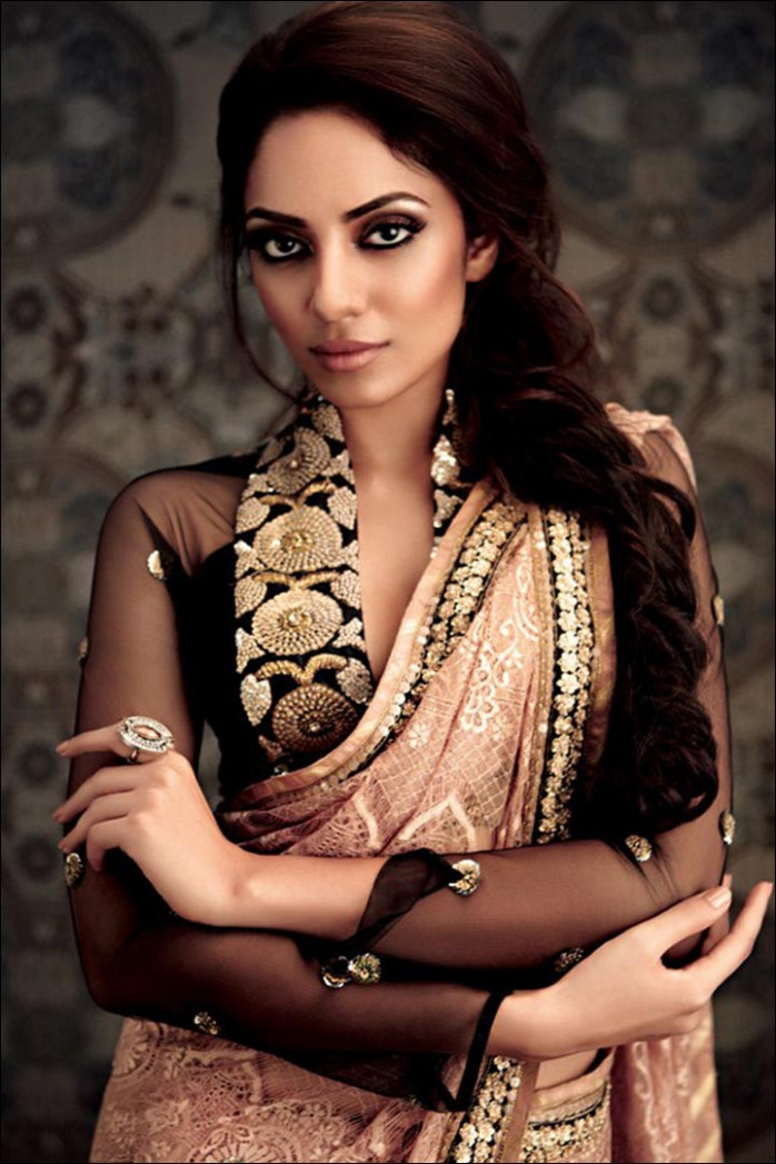 Bridal Saree Blouse Designs: The Latest & 10 Best Of 2016