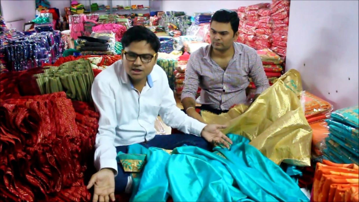 Buy Cheap Saree From Factory - Start Your Retail Shop