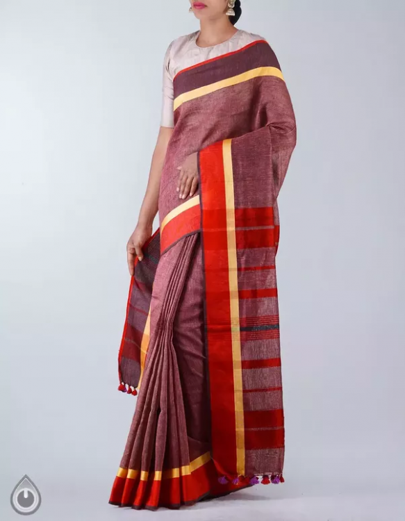 Can I wear saree without petticoat? - Quora